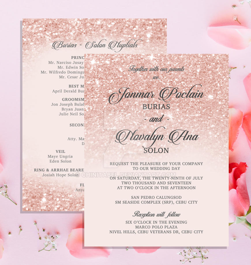 Burias - Solon Wedding Invite by ChinitaBeL on DeviantArt