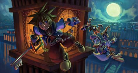 Kingdom Hearts Tribute