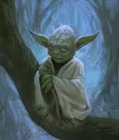 Yoda Sketch