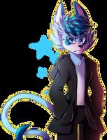commission 15: Alexandra by DragonHF