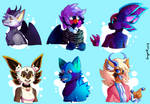 request batch 5: Furries and Anthros