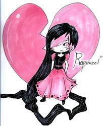 Rapunzel by Amai-Kitty