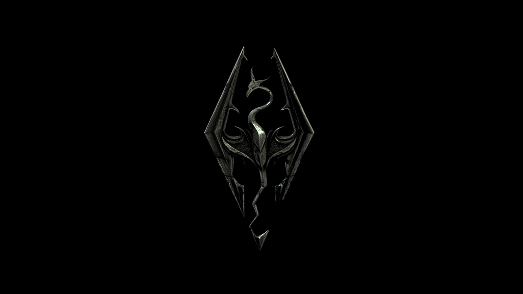 Minimalist Skyrim Wallpaper By TurbanatorUK On DeviantArt