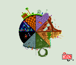 Sonic The Hedgehog World by Nocedk