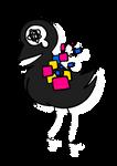 Pixelwing Adopt - Simple CYMK
