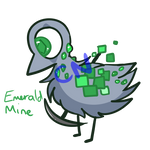 Emerald Mine - PIXELWING RAFFLE (CLOSED!!!)