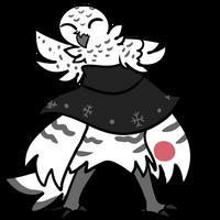 Snowy Owl - DTR Entry (griffia) by cloudny4n