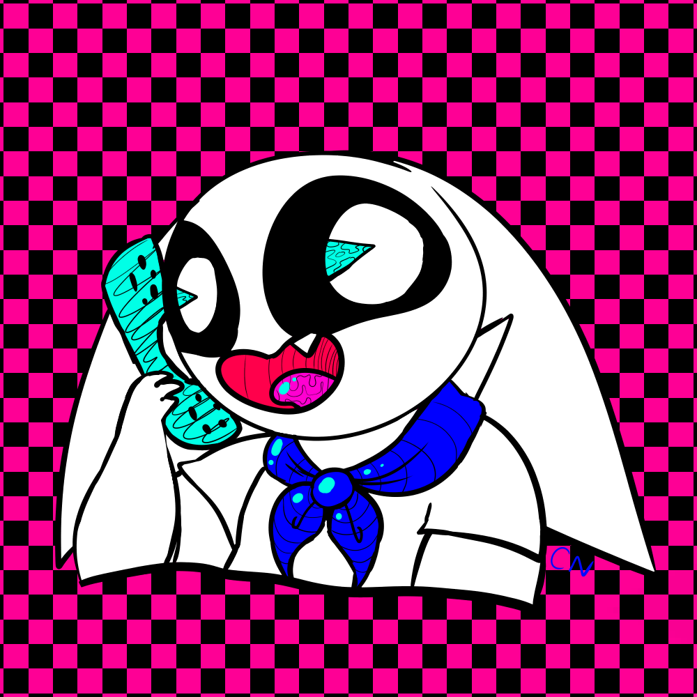 touch tone telephone by cloudny4n