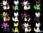 Minibokus - Tiny Flatsale Mediboku Batch (11/12)