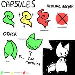 Mediboku CAPSULE traits