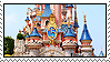 Disneyland Paris stamp by Violet--Gypsy