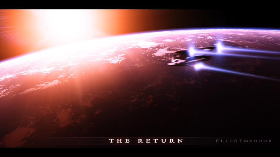 The Return by PhotoshopAddict89
