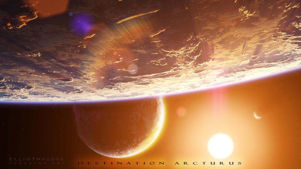 Destination Arcturus by PhotoshopAddict89