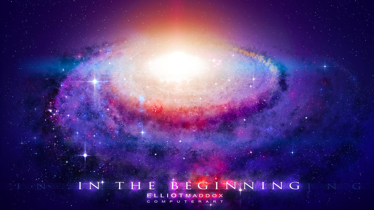 In the Beginning by PhotoshopAddict89