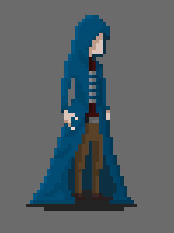 Character Design Pixel Art : Just a pixel art character by loyanic on deviantart