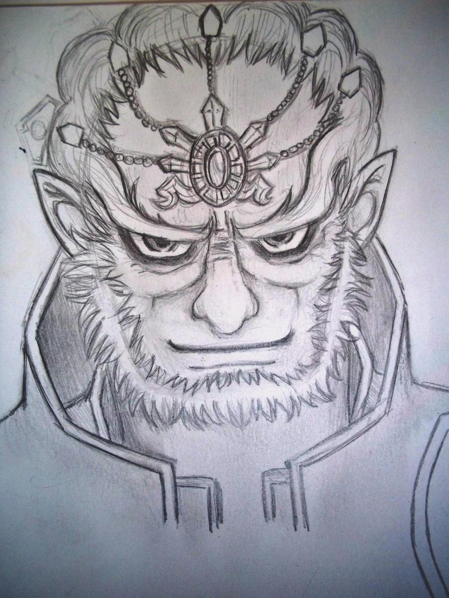 Ganondorf by OwlLisa