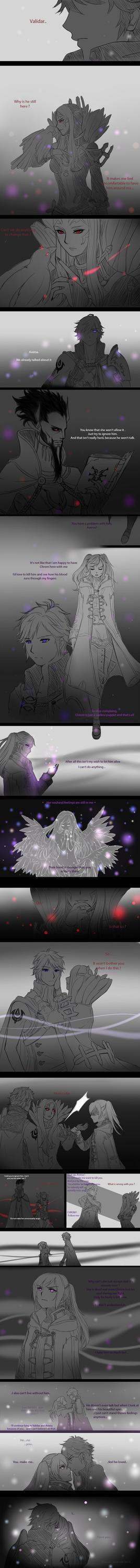 Fire Emblem Awakening: Feelings by OwlLisa