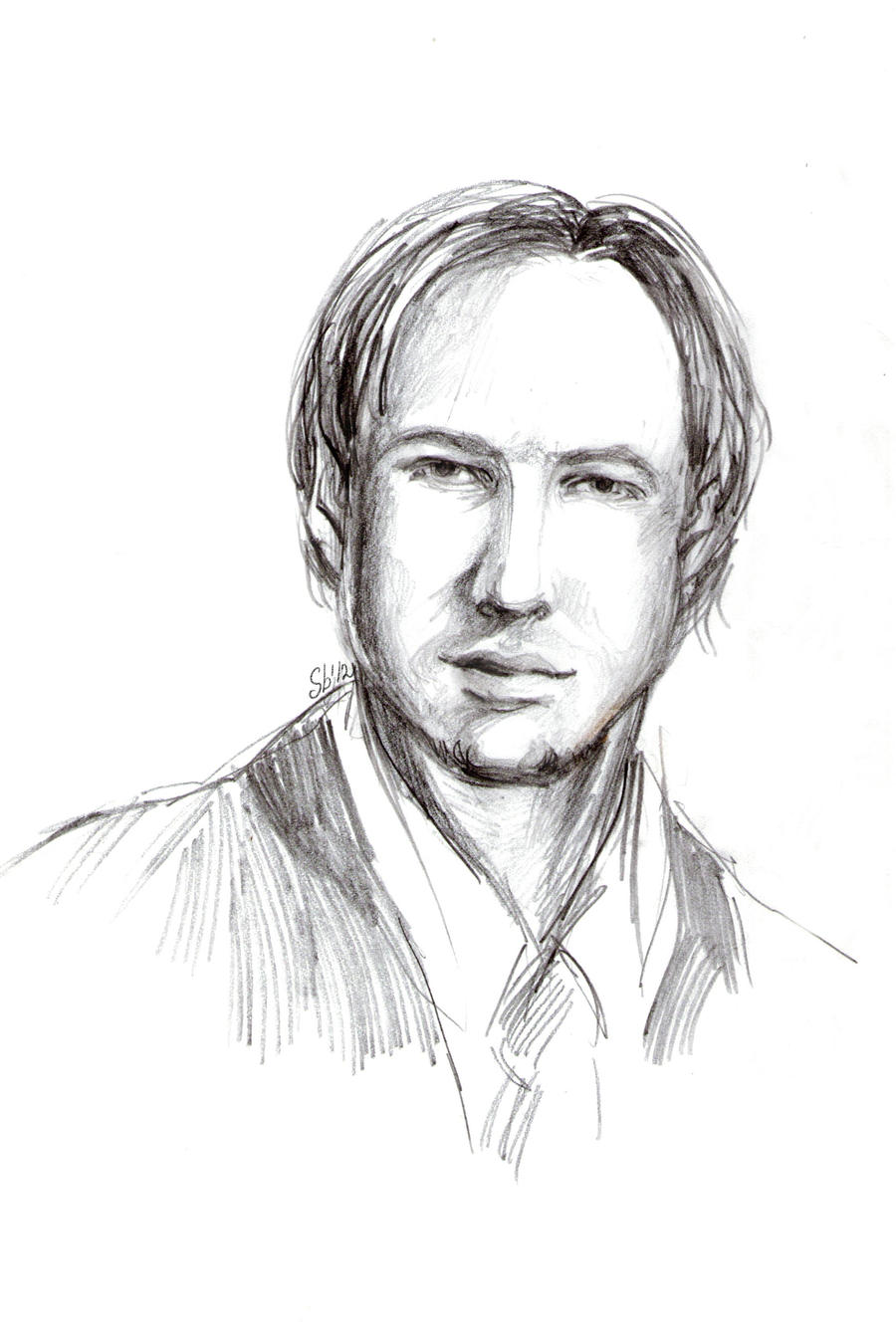Breivik sketch by Sabellian