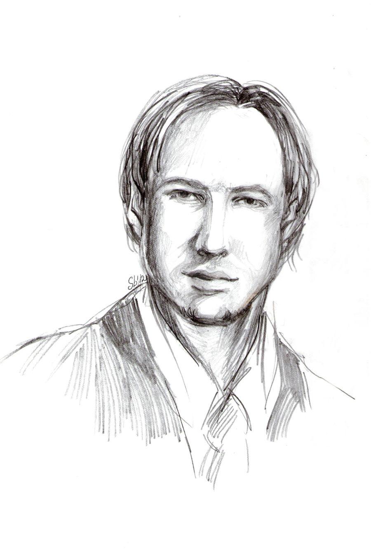 Breivik sketch by Sabellian