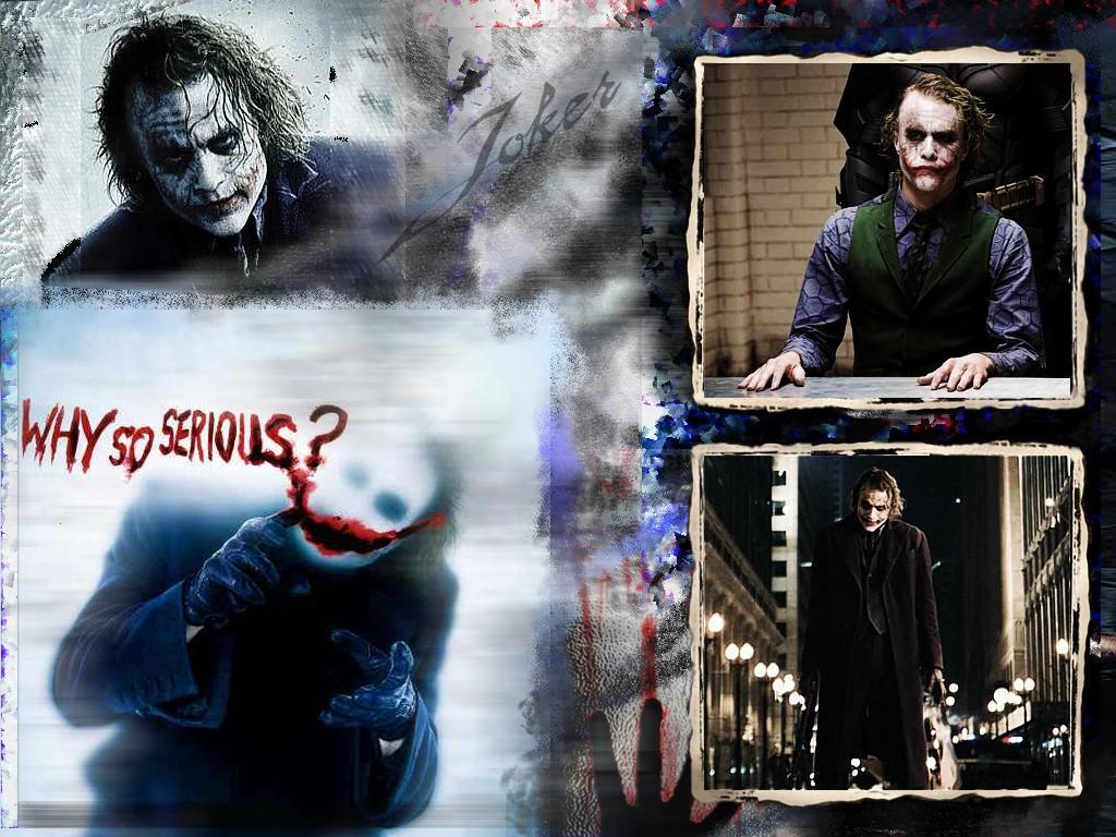 Joker by ThePhantomsAngel