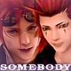 Somebody by ThePhantomsAngel
