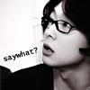 Saywhat? by ThePhantomsAngel