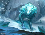 Ice Wolf - AracKhan Wars