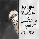 Ninja Russia...