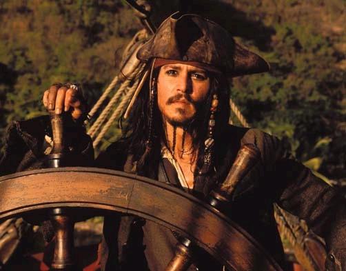 Jack Sparrow desktop by Darkfire75