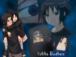 Uchiha Brothers wallpaper