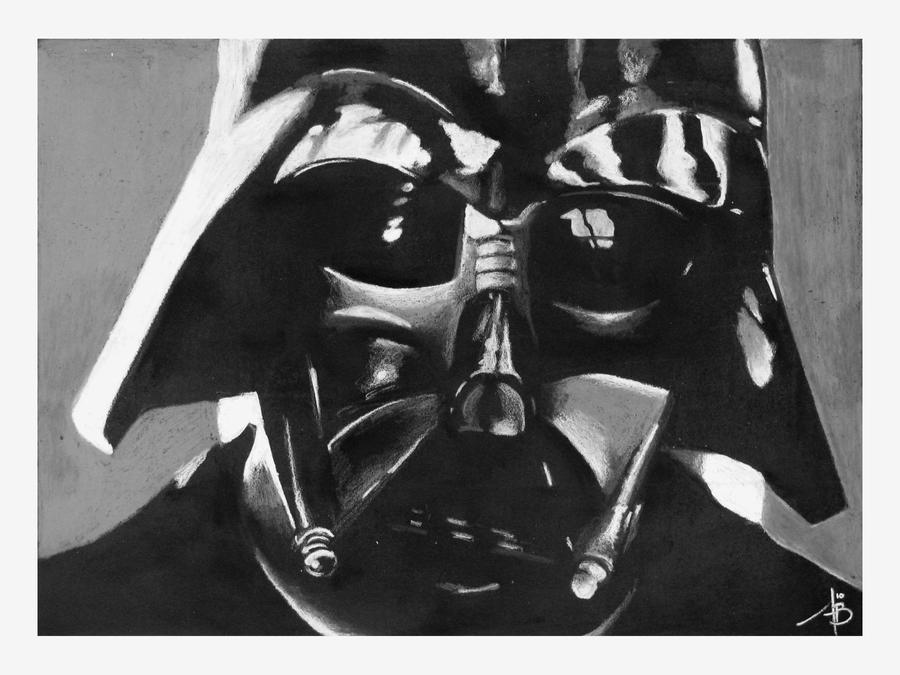 Darth Vader By Apbialek On Deviantart