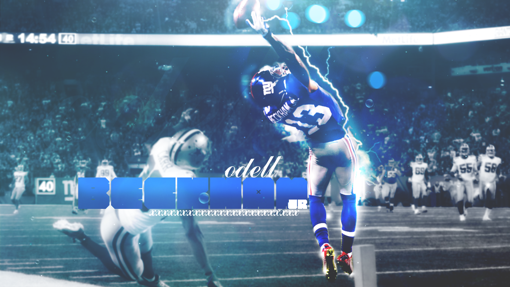 Lakidesign: Odell Beckham Jr. Wallpaper