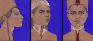 Dynast Triptych