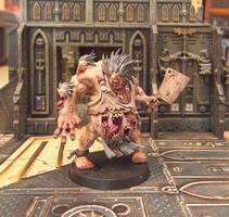 Warhammer 40K Gnasher Screamer by Badgroth