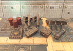 Warhammer 40K Scatter Scenery by Badgroth