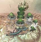 Warhammer Underworlds Nightvault Arcane Hazards 3 by Badgroth