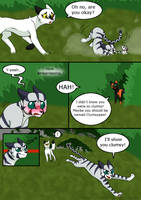 Bluestripe's Love - page 21 by Turkeyflight
