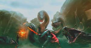 Dragon's Dogma: Hydra