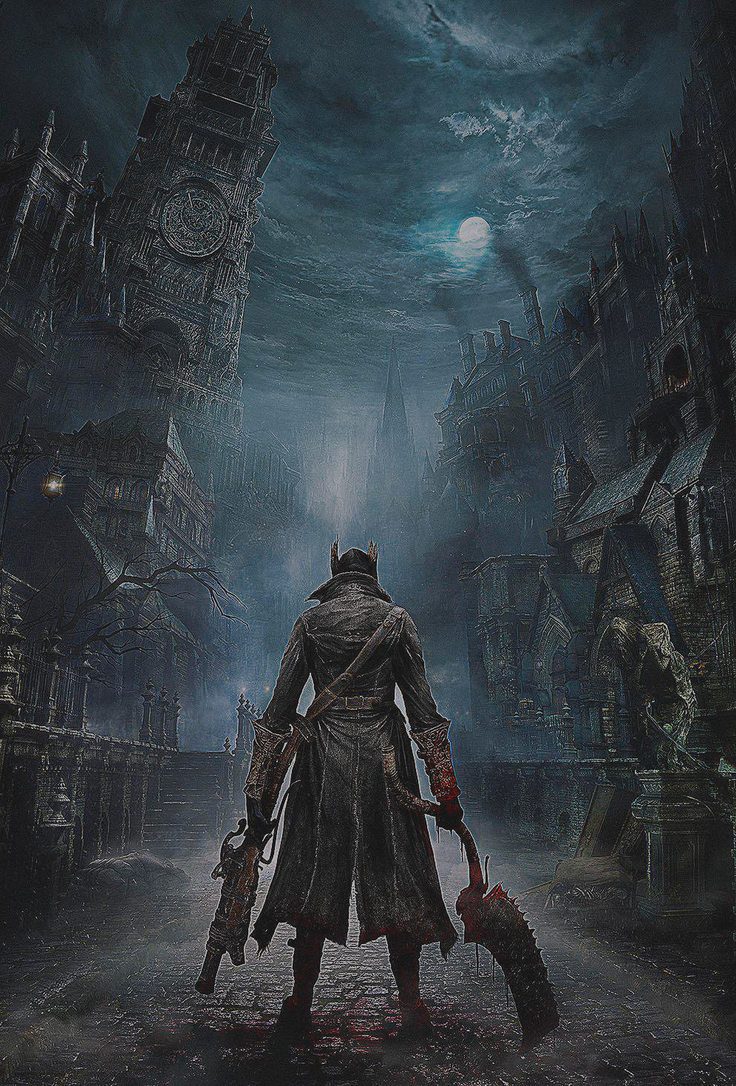 bloodborne how to know what to do