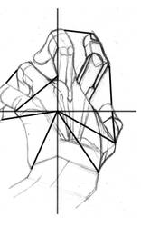 Hand 1 study