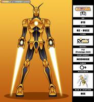 GFR 015 - Cybugs CODE-BZ by Gijinka-FR