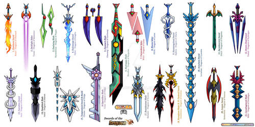 Sword of the Dragoons