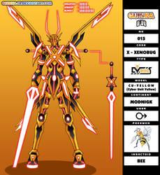 GFR 015 - Cybug CODE-X by Gijinka-FR