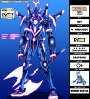 GFR 214 - Cybug CODE-O by Gijinka-FR