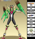 GFR 652 - Pokeman Chesnaught AR