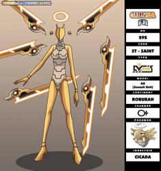 GFR 292 - CybugS CODE-ST by Gijinka-FR