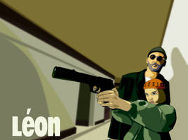 Leon by Weiszz