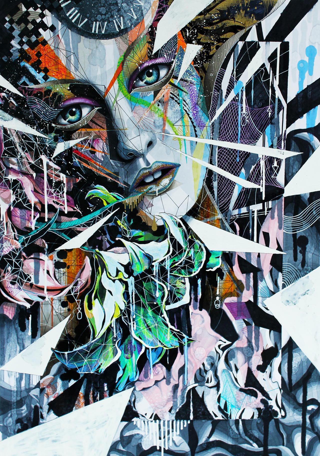 Nocturne (2013) by elevonART