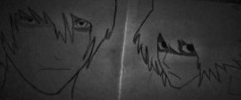 Light and L from death note by sasukepewdie