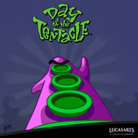 Day of the Tentacle by MickM